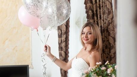Svetlana from Kremenchug 28 years - clever beauty. My mid primary photo.