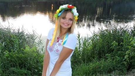 Alina from Sumy 29 years - future bride. My mid primary photo.