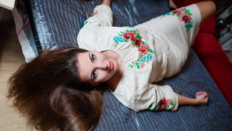 Julia from Cherkasy 25 years - amazing girl. My mid primary photo.