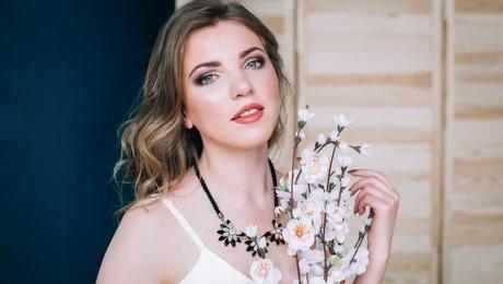Tetyana from Lutsk 21 years - ukrainian bride. My mid primary photo.