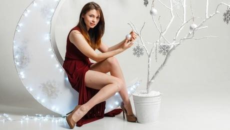 Masha from Kremenchug 21 years - nice fiancee. My mid primary photo.