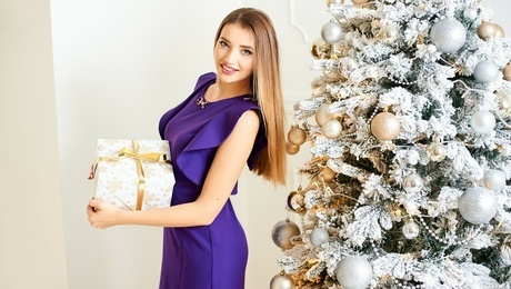 Mariana from Ivanofrankovsk 27 years - charm and softness. My mid primary photo.