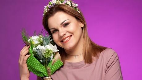 Yulya from Kremenchug 32 years - beautiful woman. My mid primary photo.