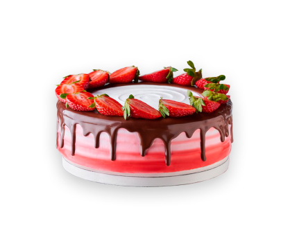 Berry Cream Cake. Shop in Ukrainian Marriage Agency.