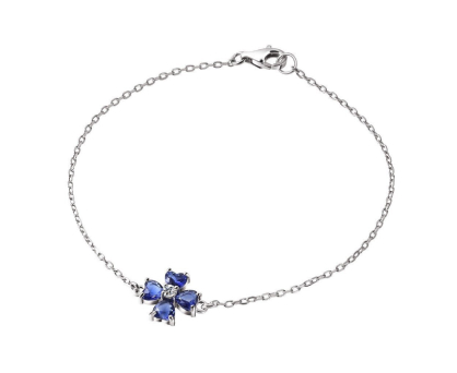 Dainty Flowers Bracelet. Shop in Ukrainian Marriage Agency.