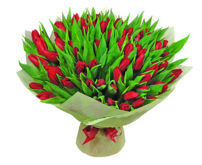 Bright Tulips. Shop in Ukrainian Marriage Agency.