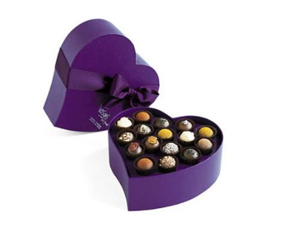 Assorts of Chocolates. Shop in Ukrainian Marriage Agency.