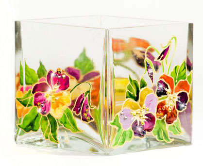 Spring Vase. Shop in Ukrainian Marriage Agency.