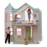 Barbie's House. Shop in Ukrainian Marriage Agency.