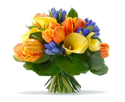 Special bouquet. Shop in Ukrainian Marriage Agency.