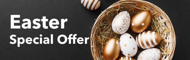 Easter Special Offer 2020