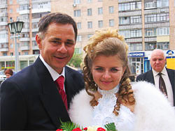 Elena and Steve met in Poltava branch of UaDreams