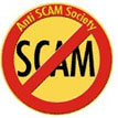 We support Anti-scam program