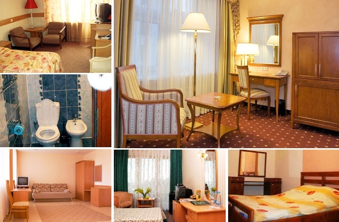 «golden» room for dating at the hotel, Ivano-Frankivsk