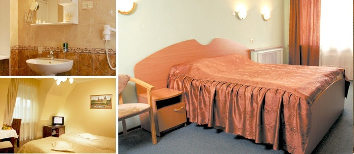 «golden» room for dating at the hotel, Poltava