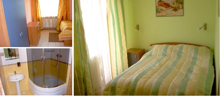 Cosy single room at the hotel for dating trip in Sumy