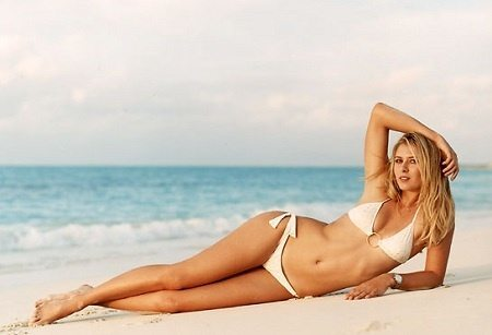 Maria Sharapova beautiful Russian tennis player