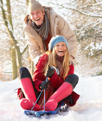 Go dating with free sledding