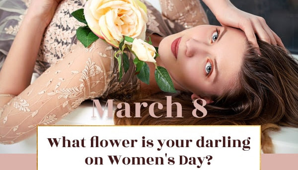 March 8 – International Women's Day