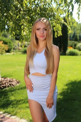 Nadya from Dnepropetrovsk 25 years - girl for dating. My small primary photo.