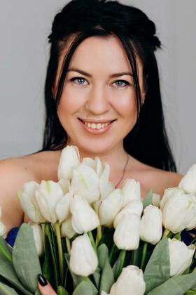 Anya from Poltava 30 years - ukrainian girl. My small primary photo.