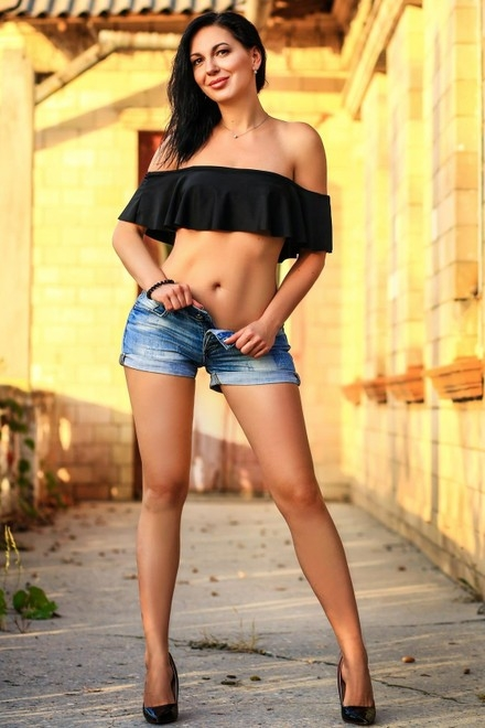 Iren from Zaporozhye 34 years - single russian woman. My small primary photo.