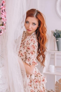 Anastacia from Lutsk 22 years - natural beauty. My mid primary photo.