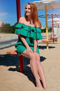 Marina from Cherkasy 22 years - seeking soulmate. My mid primary photo.