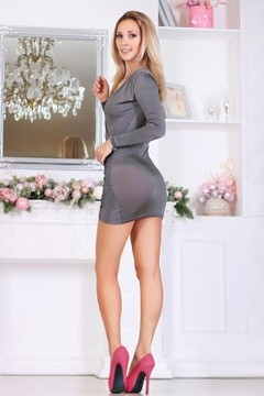 Alina from Zaporozhye 34 years - ukrainian bride. My small primary photo.