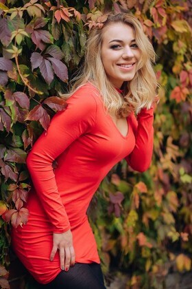 Anastasia from Poltava 23 years - happy woman. My small primary photo.