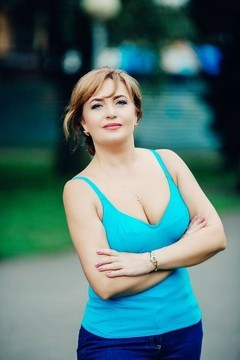 Galya from Poltava 50 years - single lady. My mid primary photo.