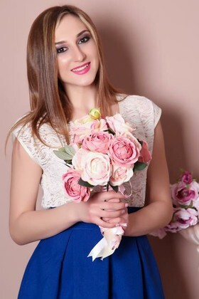 Ksenia from Sumy 23 years - look for a man. My small primary photo.