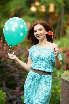 Victoria from Kremenchug 29 years - ukrainian girl. My mid primary photo.