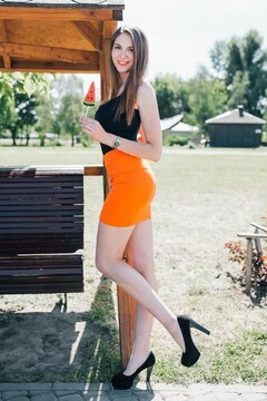 Helen from Cherkasy 21 years - future bride. My mid primary photo.