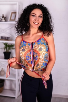 Victoria from Zaporozhye 35 years - introduce myself. My mid primary photo.