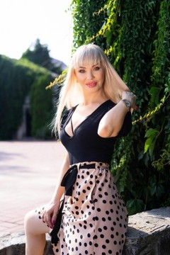 Tatyana from Sumy 38 years - single lady. My mid primary photo.