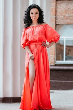 Marina from Cherkasy 44 years - cat