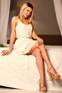 Daria from Kiev 29 years - desirable woman. My mid primary photo.