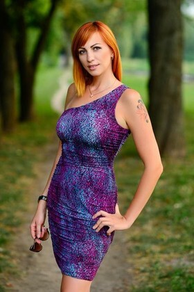 Julia from Rovno 32 years - seeking man. My small primary photo.