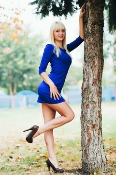 Kristina from Cherkasy 29 years - search for love. My mid primary photo.