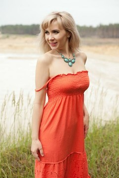 Ekaterina from Kharkov 35 years - desirable woman. My mid primary photo.