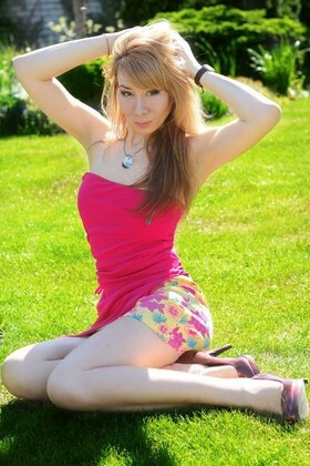 Inna from Kharkov 33 years - looking for relationship. My small primary photo.