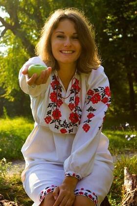 Katya from Kremenchug 26 years - kind russian girl. My small primary photo.