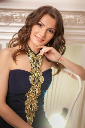 Kseniya from Dnipro 29 years - single russian woman. My small primary photo.