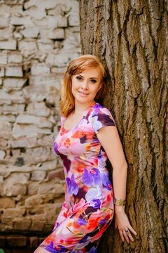 Svetlana from Poltava 39 years - lovely girl. My mid primary photo.