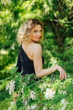 Katerina from Dnipro 30 years - smiling for you. My small primary photo.