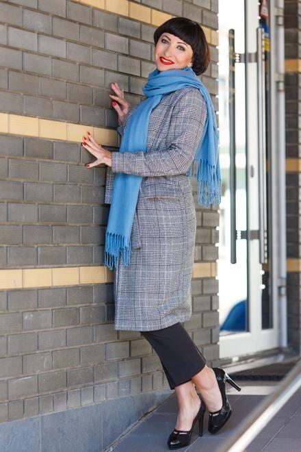Irina from Kremenchug 46 years - cool photo shooting. My small primary photo.
