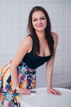 Liza from Cherkasy 21 years - great weather. My mid primary photo.