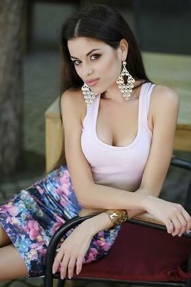 Yana  24 years - mysterious beauty. My small primary photo.