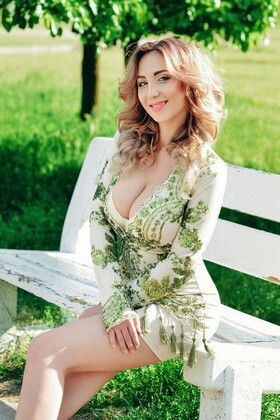 Irisha from Cherkasy 29 years - look for fiance. My small primary photo.